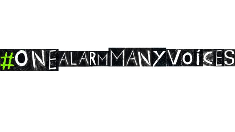 #OneAlarmManyVoices