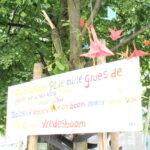 Hi5! wijkfeest Papenvest - origami workshop