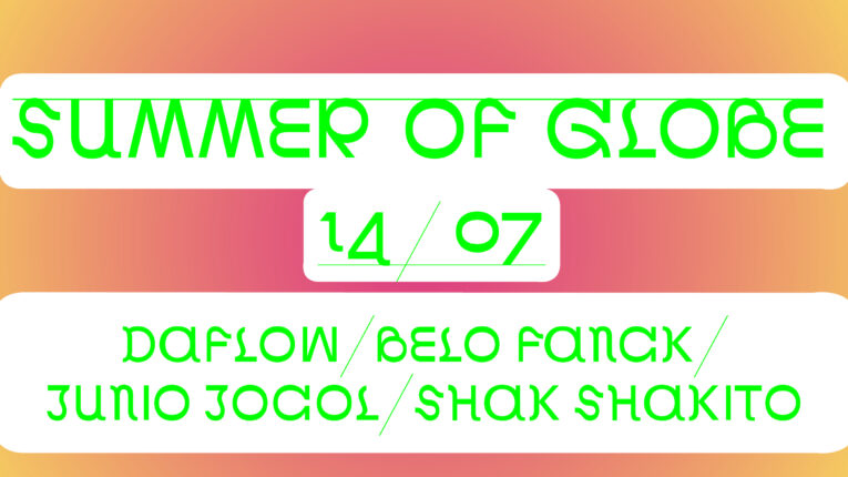 Summer of Globe Facebook events daflow belo fanck junio