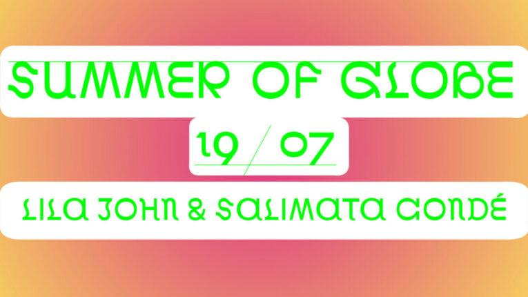 Summer of Globe Facebook events Lila Salimata