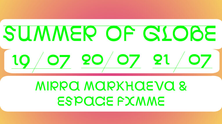 Summer of Globe Facebook events Mirra